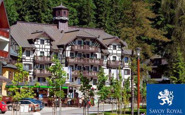 Užijte si 3 dny a 2 noci plné luxusu a relaxace v Hotelu Savoy***** ve Špindlu PRO DVA jen za 5900 Kč místo 12880 Kč!