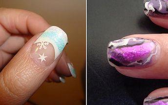 Tvorba nových gelových nehtů, nebo doplnění stávajících. Parafínový zábal a zdobení ZDARMA! Rozmazlujte své ruce...