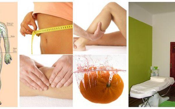 Vytříbená péče o Vaše tělo. Šetrná a účinná ruční lymfatická masáž určená k odbourání celulitidy a harmonizaci lymfatického systému se slevou 50 % za 200 Kč.