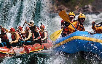 Největší raftové dobrodružství na Slovensku na řece Belá za pouhých 570 Kč na osobu, se slevou 40%. Rafting na řece Belá v lůně tatranské přírody na průzračné vodě v jediném bezpečném období.