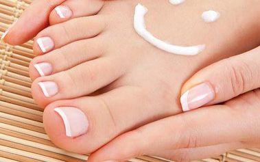 Pošlete své nohy do lázní! Nezapomeňte, že i nohy potřebují péči! Nabízíme Vám ošetření choditel se slevou 50 procent tzv. přístrojovou pedikúrou, která Vám zajistí pečlivé ošetření!