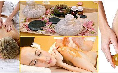 Široká nabídka hodinových masáží. Havajská, masáž lávovými kameny, vakuová baňková či masáž rýžovými měšci. vyberte si relax, který vám nejvíce vyhovuje!