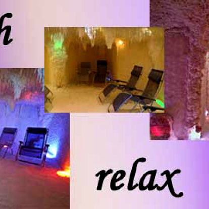 Jen 190 Kč za 2 vstupy do Solné jeskyně, která vás ihned vtáhne na pobřeží Mrtvého moře a báječně zrevitalizuje Váš organismus!