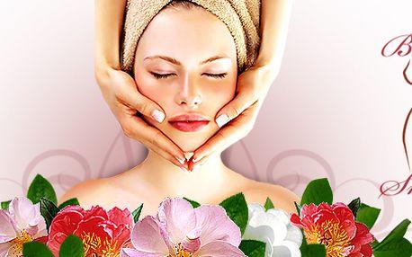 Čokoládová nebo medová detoxikační masáž s exkluzivní 60% slevou!