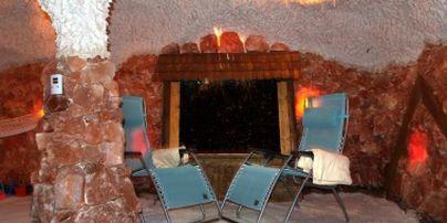 Solná jeskyně HALOS OSTRAVA