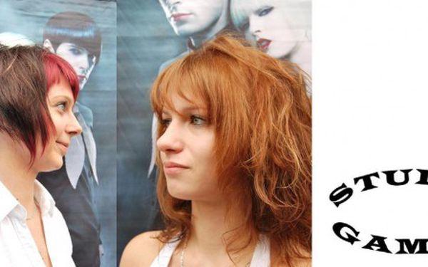 Kompletní dámský kadeřnický servis včetně barvení či melíru jen za 490 Kč !!! Nabídka platí pro všechny délky vlasů!