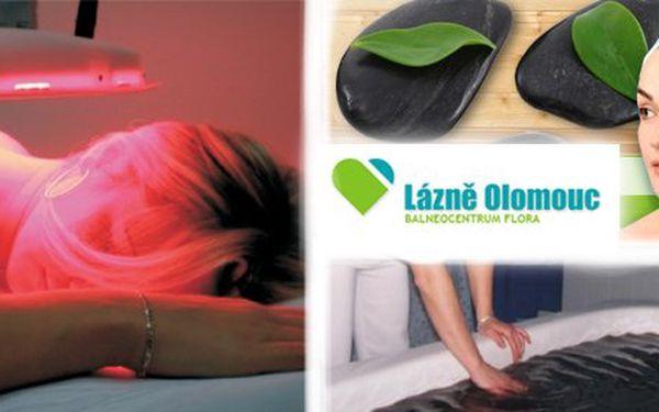 199 Kč za kombinaci dvou relaxačních procedur v Lázních Olomouc. Dokonalý odpočinek v rašelinové lázni a světelná terapie se slevou 51%.