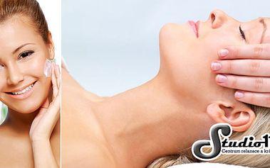 Profesionální ošetření obličeje. Program Privilege Spa Therapy Perla od Studia 111. Prováděno kosmetikou značky Germaine de Capucini.
