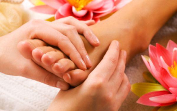 Jarní hýčkání pro Vaše nohy. Po dlouhém období zimy nastává čas pro osvěžení, regeneraci a ozdravení organismu. To vše Vám zajistí reflexní masáž chodidel za pouhých 149 Kč. Sleva 50%!