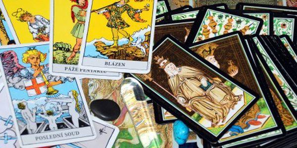 Kurz malování tarotových karet. Odhalte tajemství tarotových karet a namalujte si svou kartu, která Vás bude provázet celým tímto rokem!