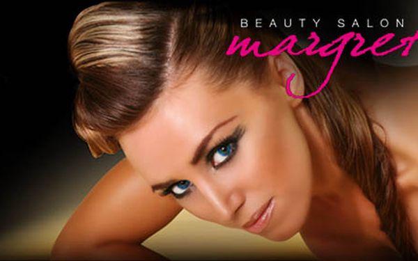 Ponúktnite svojim vlasom luxus v exkluzívnom Beauty salóne Margret len za 4,20 €. Strihanie, umývanie, regenerácia, masáž, styling...to všetko so zľavou 81 %