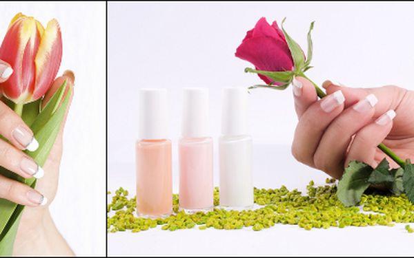 Neopakovatelná nabídka pro Vaše ruce: Luxusní francouzské gelové nehty Magnetic Nail Design nebo Japonská manikúra P-shine včetně lakování od pravého profesionála s několikaletou praxí (mistryně ČR z roku 1998 - kvalifikace na ME v Nail Design) a s neopak