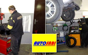 Jarní prohlídka ZDARMA!!! Přezutí pneu jen za 360Kč!!! Akce se vztahuje na osobní automobily. Vaše auto ocení kvalitní péči a Vy nízkou cenu!