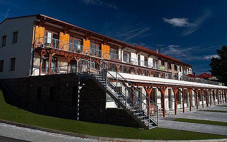 Ubytování v moderních apartmánech Rezidence Club Canada u Lipenského jezera! Doporučujeme všem milovníkům pohybu!