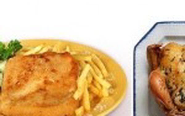 2x smažený sýr, hranolky, tatarka nebo celé pečené Kadlecovo kuře s bramborem jen za 99 Kč. Dvakrát týdně živá hudba. Přijďte si pošmáknout na české klasice do stylové hospůdky Cihelna jen jednu zastávku tramvají od metra Anděl.