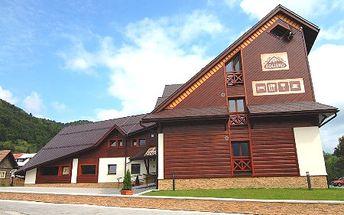 Veľká Noc v Penzióne SOLISKO*** v Zázrivej s raňajkami a privátnym wellness! Vychutnajte si turistiku počas celého leta v krásnom prostredí Oravskej prírody so zľavou až 50%! CityKupón platí až do konca roka 2011!