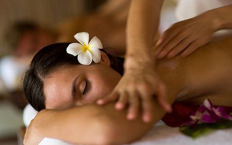 Získejte kupon na 53% slevu za pouhých 45Kč a užijte si 80 min. Havajskou masáž - LOMI LOMI