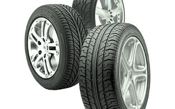 Přezutí a vyvážení pneumatik, kontrola podvozku včetně brzdového systému a provozních kapalin vašeho vozidla se slevou 55%!!! Postarejte se o svého plechového miláčka za pouhých 399 Kč.