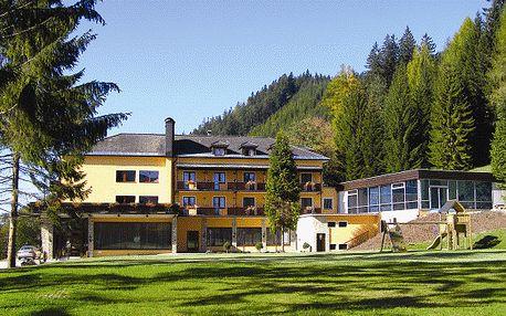 Romantický pobyt na 3 dni pre 2 osoby v Rakúsku v Hoteli Alpenhof*** v Semmeringu s polpenziou, vstupom do sauny, bazéna a fľašou sektu a jahodami. Komfortný hotel s tradíciou a eleganciou v krásnom prostredí teraz so zľavou 50%