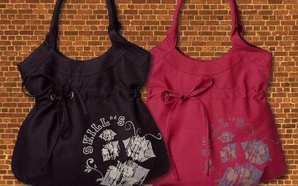 Stylové kabelky Skills jen za 175 Kč místo 440 Kč! Vybírejte ze dvou typů a čtyř barev a rozšiřte svou sbírku o tyhle úžasné kousky! K nové sezóně patří i nová kabelka! LIMITOVANÁ NABÍDKA!!