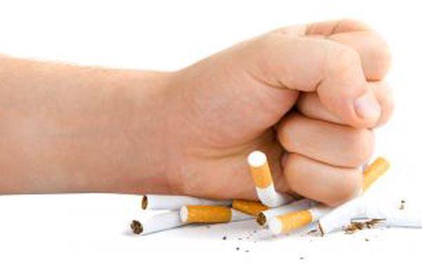 600 Kč za biorezonanční terapii na odvykání kouření v hodnotě 1200 Kč