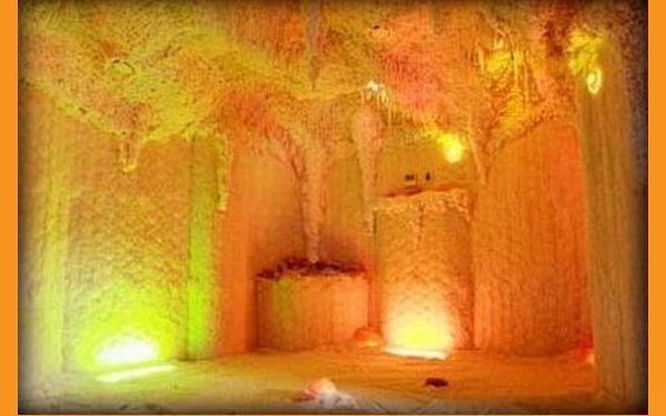 Nechte se obklopit solí z Mrtvého moře v magicky působivém prostředí za doprovodu relaxační hudby, v šeru, tichu a klidu načerpejte zdraví, sílu a energii s více než 50% slevou!