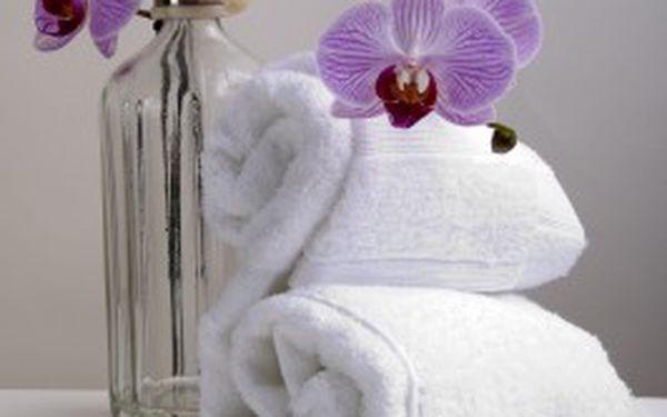 250 Kč za relaxační masáž Vanilkové nebe
