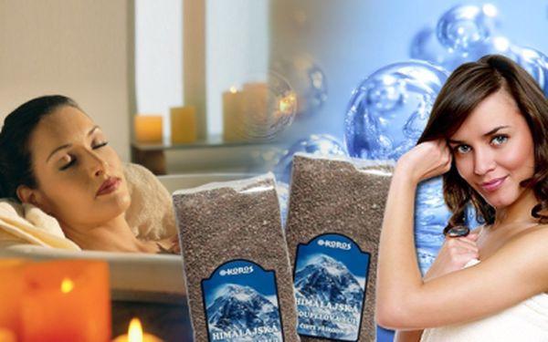 Dopřejte si očištění a relaxaci v podobě koupele v pravé čisté černé koupelové soli z vulkánu v Himalájích! Nyní se slevou 51% za krásných 149 Kč za dvě půlkilová balení!