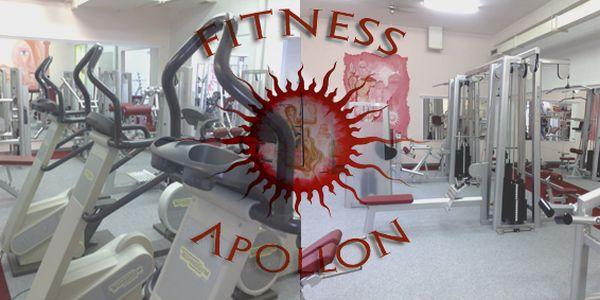 Vstup s 50% slevou do nově zrekonstruovaného a zařízeného fitness na Luka!