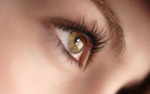 Jen 229 Kč místo 530 Kč za permanentní nabarvení horních i spodních řas! V ceně také barvení a úprava obočí a mikromasáž očního okolí regenerační ampulkou. Neváhejte zvýraznit svůj pohled svůdnou černí!