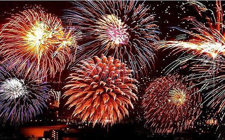 Zpestřete každou párty nebo oslavu skvělým ohňostrojem za neuvěřitelných 1370 kč !!!