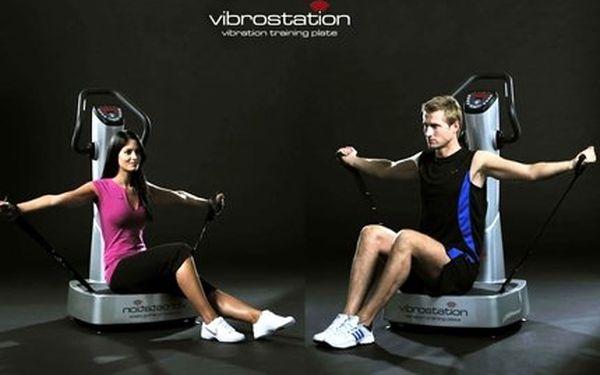 Jen 189 Kč za ČTYŘI lekce na Vibrostation® - unikátní a maximálně efektivní vibrační trénink! Procvičíte téměř 100% svalů v těle!