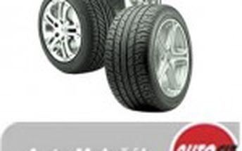 Přezutí pneumatik a kompletní pneuservis včetně vyvážení. Jako bonus pro vaše auto je v ceně zahrnuta kontrola brzd, čepů a podvozku – jarní kontrola vozu a to vše za super cenu 299 Kč.