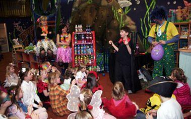 50% to je 4000 Kč za 60 minut KOUZLENÍ, zábavy i formování balónků pro Vaše děti.