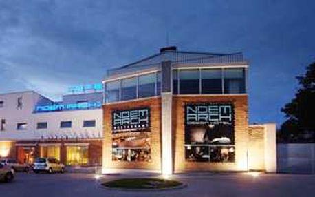Nechte se hýčkat v luxusním Design hotelu Noem Arch **** se slevou 43%