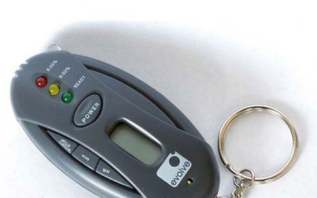POZOR A JE TU DALŠÍ SOUTĚŽ!! Získejte zcela ZDARMA Elektronický alcohol tester Evolve v hodnotě 215 Kč! Zůčastnit se může každý uživatel PUMBA! Zakupte si voucher za 0 Kč a získejte alcohol tester pro Vaše bezstarostné řízení!