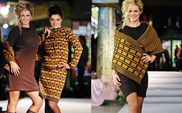 Dárkový kupon na nákup úpletové módy s 51% slevou!