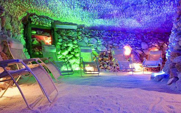 160 Kč za DVĚ návštěvy solné jeskyně na Letné. Posílení zdraví a blahodárná sleva 50 %!