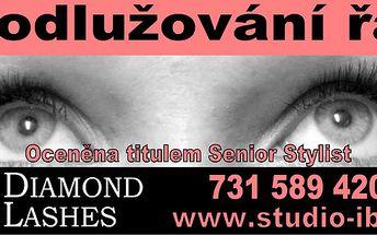 Permanentní prodlužování řas metodou řasa na řasa. Využijte naší nabídky a mějte okouzlující pohled 24 hodin denně díky této profesionální kosmetické službě nejvyšší kvality!