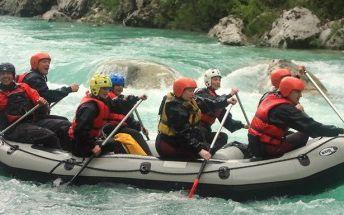 Staň se rafťákem! Nauč se dokonale ovládat svůj raft, před tím než vyrazíš na skutečnou vodu. Užij si 3 hodinový zážitek raftingu se zkušenými lektory s 52% slevou.