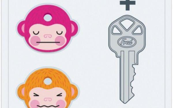 Stylové Opičky na klíče v akci jen dnes.
