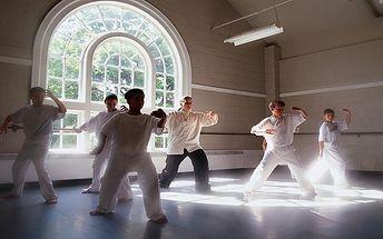 Deset hodinových lekcí cvičení Tai-chi za poloviční cenu! Tai-chi má nejen bojové aspekty, ale i unikátní zdravotní účinky, které mají kořeny v tradiční čínské medicíně!