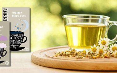 Očistěným tělem a klidným spánkem do boje proti jarní únavě. Bylinné Bio čaje Clipper - Detox a Klidný spánek . Pro vyznavače čajové kultury, kteří dokáží ocenit kvalitu.
