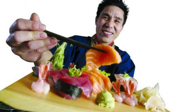 Delikátní sushi set pro 2 osoby, složený z těch nejchutnějších kousků restaurantu Shiki Sushi Bar!