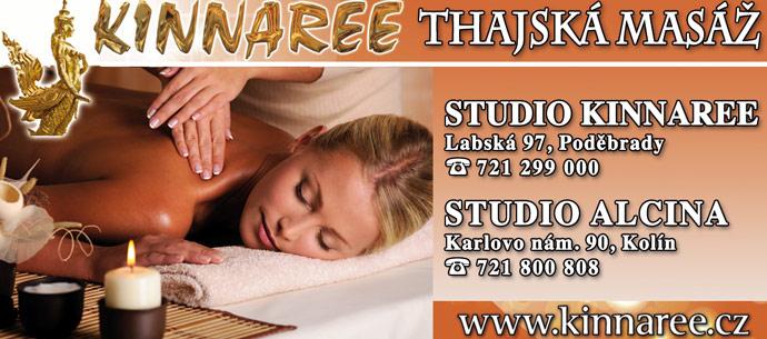 Kinnaree - Thajská masáž