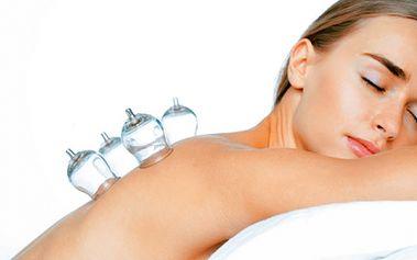 Zajděte uvolnit své svalstvo na BAŇKOVACÍ MASÁŽ S ÚŽASNOU SLEVOU 62%! Za pouhých 190 Kč získáte 45 - 60 minut masáže, která zrychluje metabolismus, stimuluje krevní a lymfatický oběh, uvolňuje svalstvo tam, kde už běžná masáž nestačí!