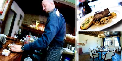 Zámecká restaurace Monâme