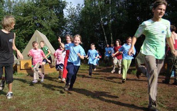 """Letní dětský tábor SVAMP - """"Na křídlech Pegasa"""" – 14 dní za skvělých 2799 Kč -"""