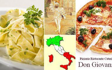 Pochutnajte si na talianskej kuchyni vďaka poukazu v hodnote 5,15€ len za 2€. Pasta Quattro Formaggi alebo Pizza Quattro Formaggi so zľavou až 61%.