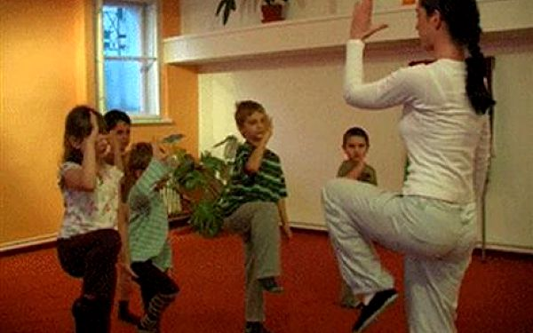 2 promo lekce kung-fu pro děti 5-7 let v Praze v Dejvicích s 50% slevou za pouhých 99 Kč místo původních 200 Kč -